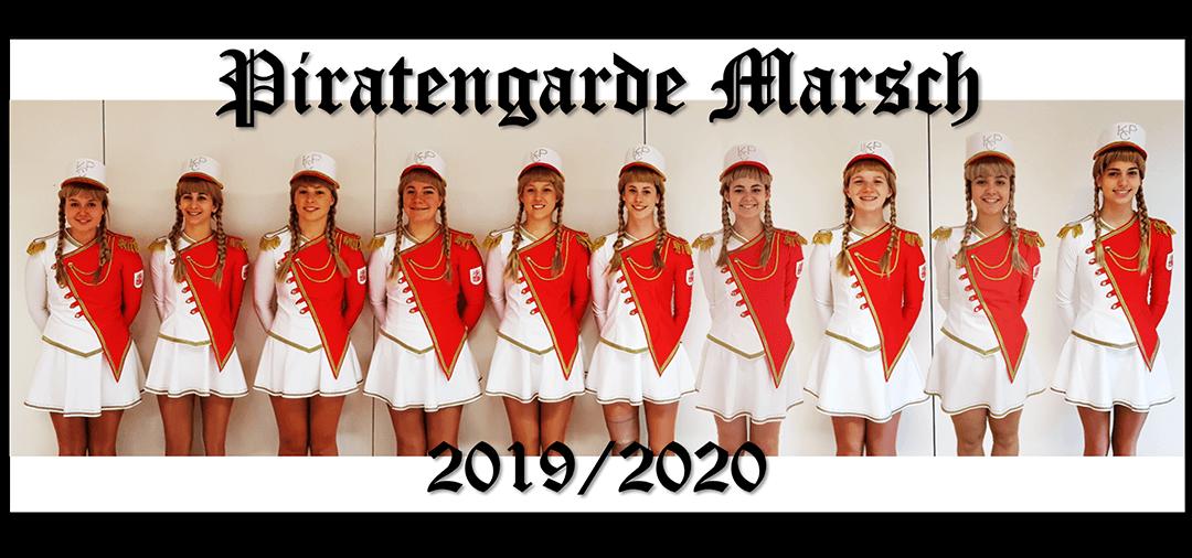 Bild Piraten Marsch - Anfang Bericht